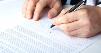 Musia byť všeobecné obchodné podmienky podpísané?